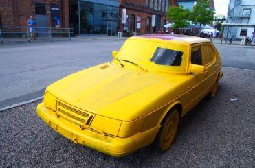 Impressão Saab