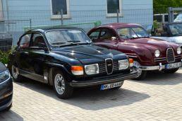 Saab-visningar