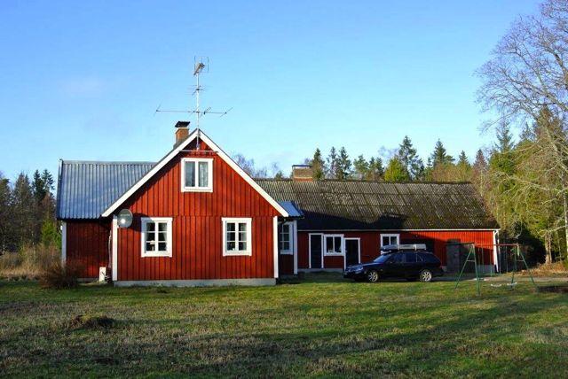 Semesterhus nära Helsingborg. 300 kilometer till Trollhattan