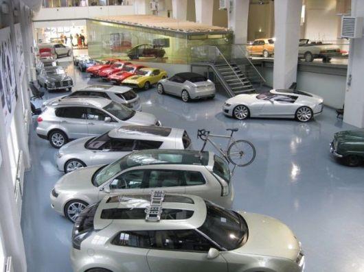 Museo Saab Bil