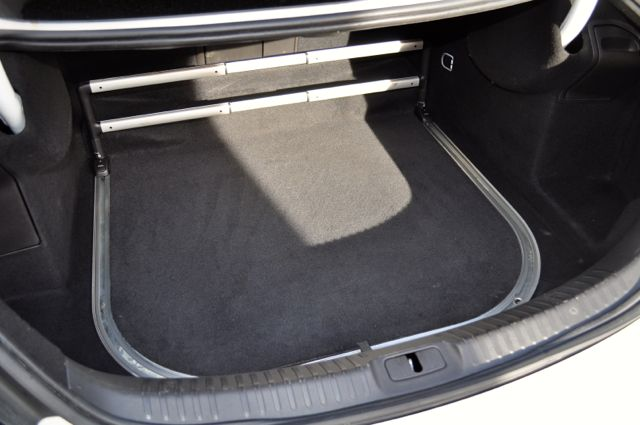 Super: Cargo System in the trunk © 2014 saabblog.net