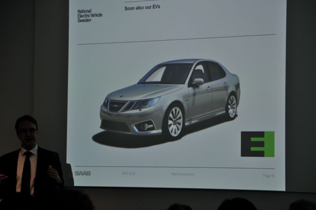Bald in China: SAAB EV © 2014 saabblog.net