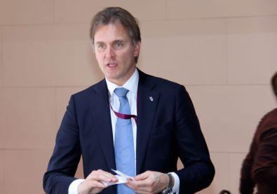 Ex oficial de prensa de Saab Eric Geers @ 2014 saabblog.net