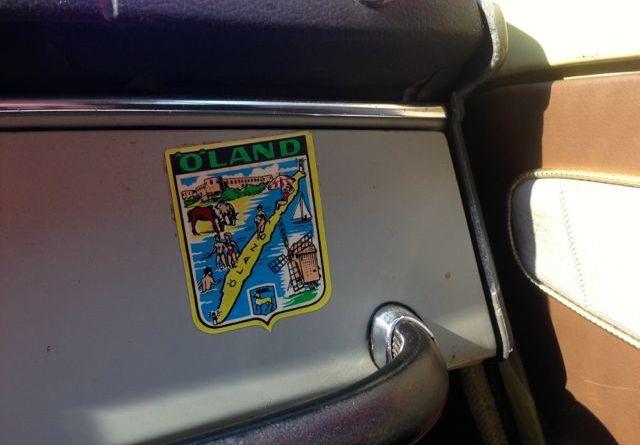 Saab 96 Monte Carlo com detalhes agradáveis