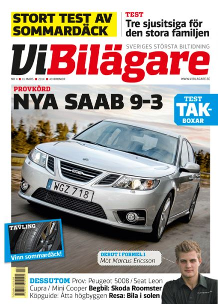 Vi Bilaegare Heft 04/2014