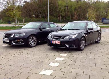 Exklusiv: TX meets Saab 9-5 NG