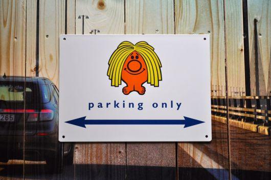 Troll estacionamento apenas! © 2014 saabblog.net