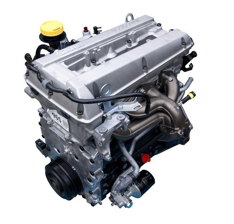 Original Saab-motor hos Schwedenteile.de