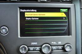 Câmera de visão traseira no menu de configuração. © 2014 saabbog.net