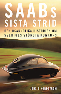 Sista Striden - neues Saab Buch