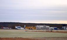Trollhattan Airport - Vanersborg © 2014 saabblog.net