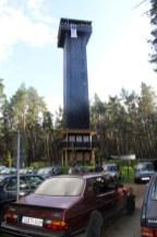 ...am Heideberg-Turm.