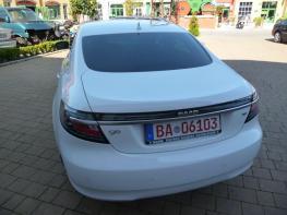 Saab 9 5 NG Arctic White