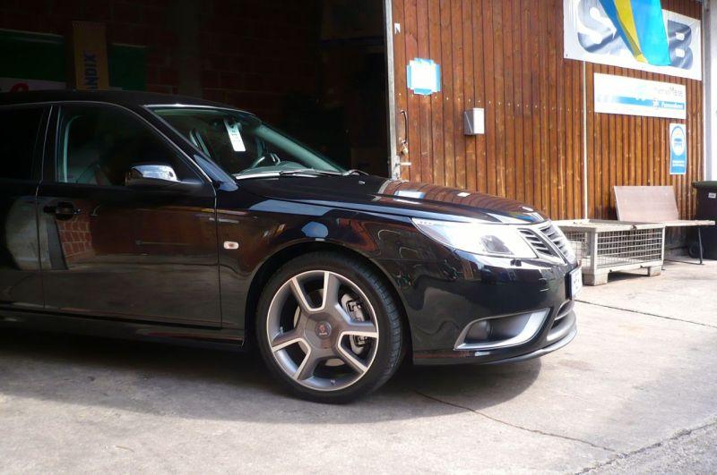 Saab Turbo X Sportcombi © 2014 saab service matthias meise
