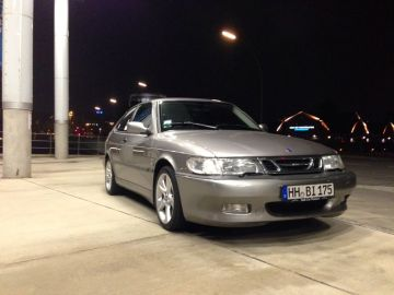 Saab 9-3 Aero Coupe, Viggen Body Kit. © 2014 g.welge