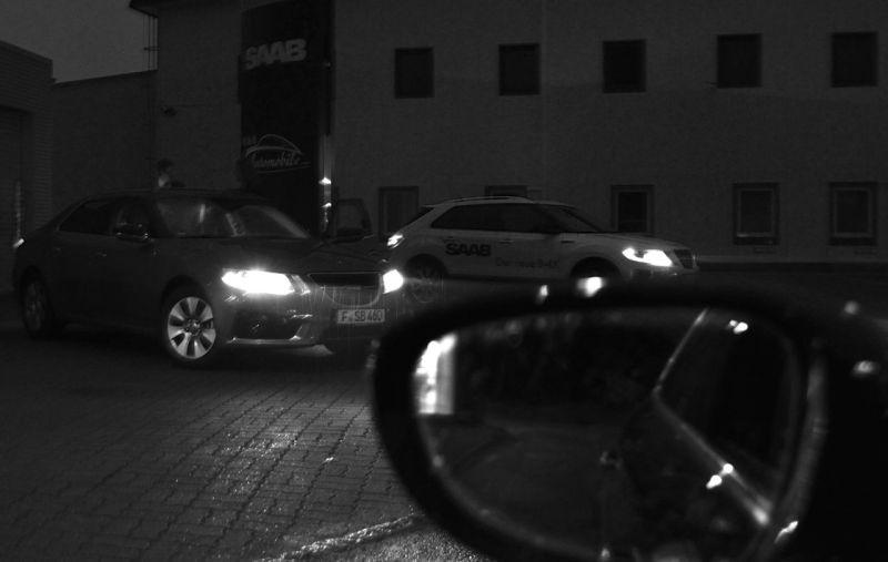 Saab Bluestime - mit Saab 9-5 NG und Saab 9-4x ©2014 saabblog.net
