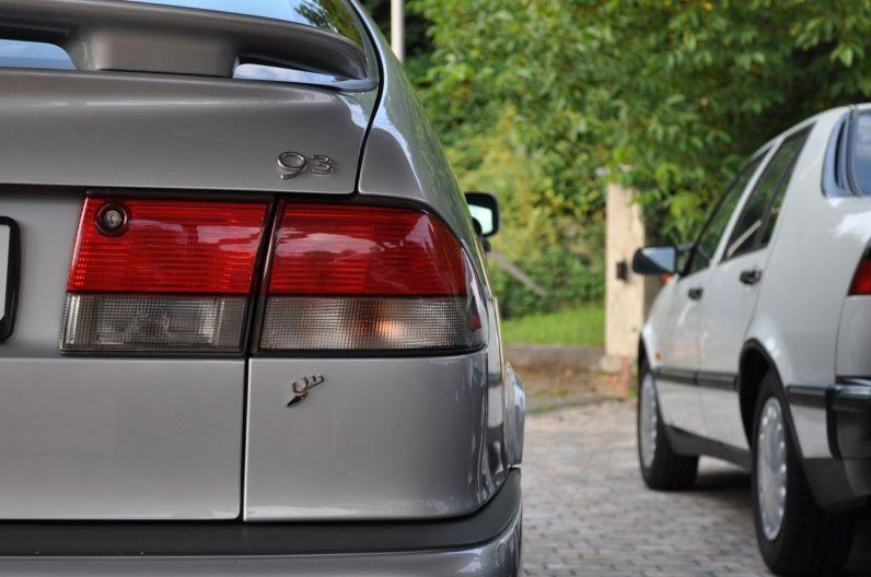 Saab 9-3 Aero Hirsch, Viggen Body Kit und Saab 9000 CS. ©2014 saabblog.net