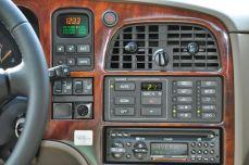 Saab 9000, Cockpit ©2014 saabblog.net