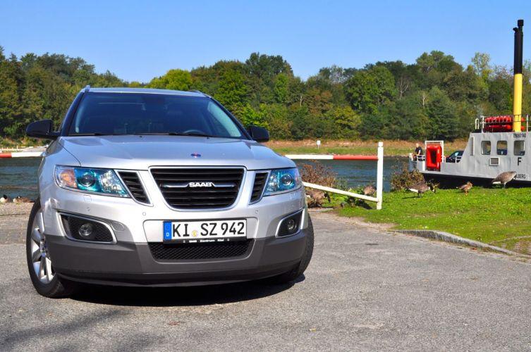 Saab 9-4x Aero © 2014 saabblog.net