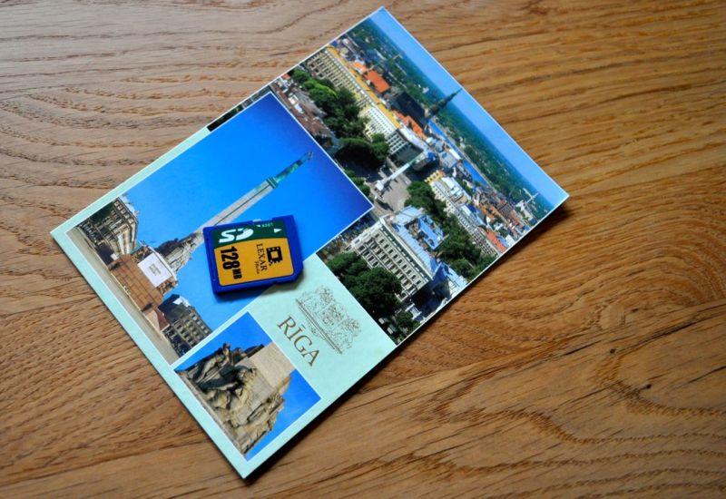 Saab Post aus Riga ©2014 saabblog.net