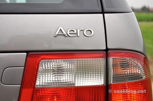 SAAB 9-5 OG Aero
