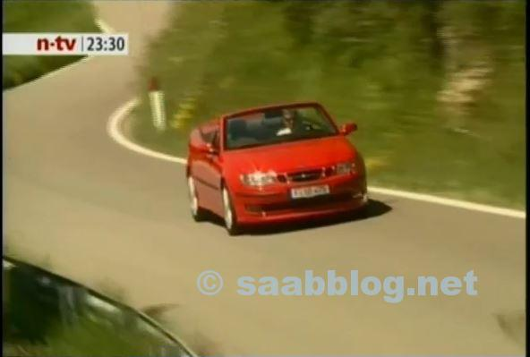 Saab 9-3 hjort 2006