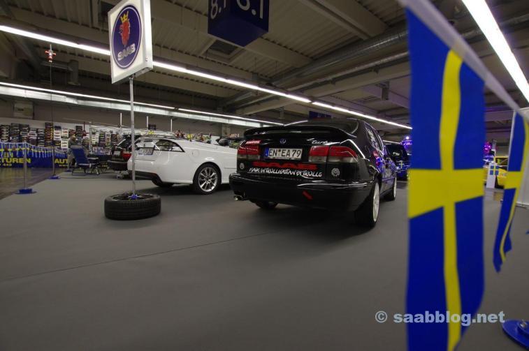 Два поколения Saab 9-3