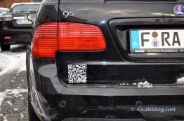 Noleggio auto Saab