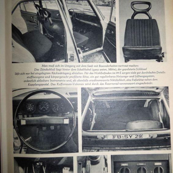 Testbericht Auto Motor und Sport, Heft 24/1971