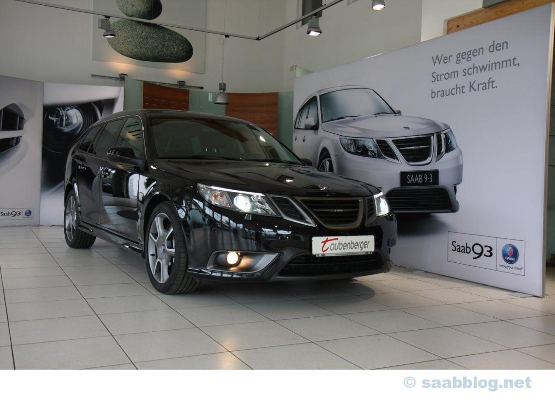Saab Turbo X в Таубенбергере