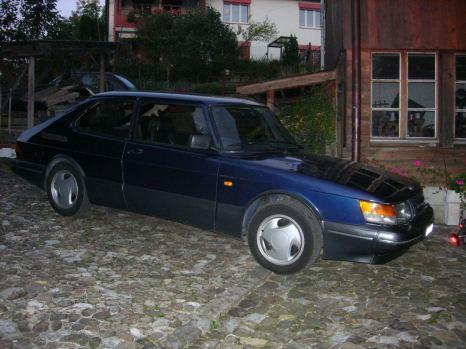 Familiensache: Saab 900 S
