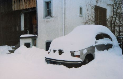Familiensache: Saab 96