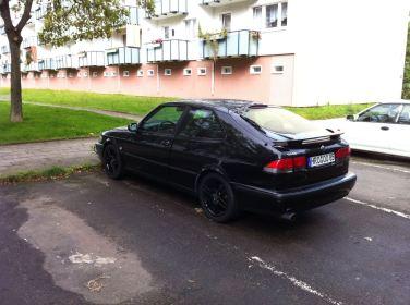 Saab 9-3 por Sebastian