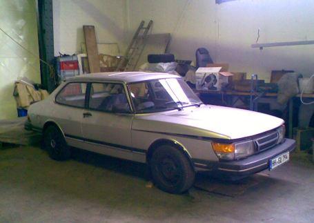 Saab 900, sem turbo
