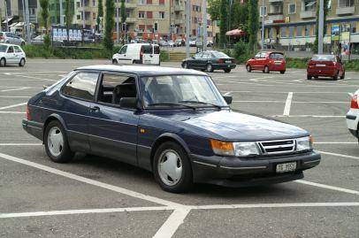 Saab 900 T, 22 jährig, 425'000 km