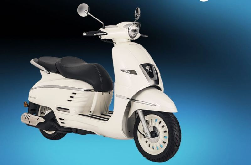 Peugeot scooter. Now Indian. To 51%.