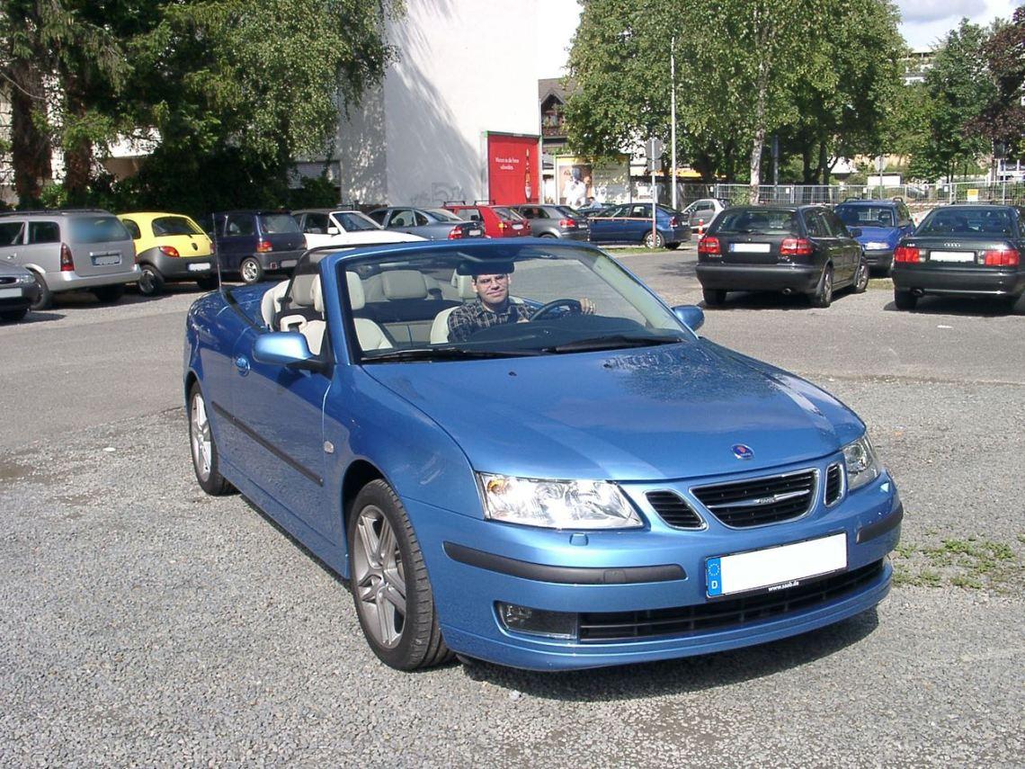 Esta é a Edição Aniversary que me fez perder o coração para a marca Saab.