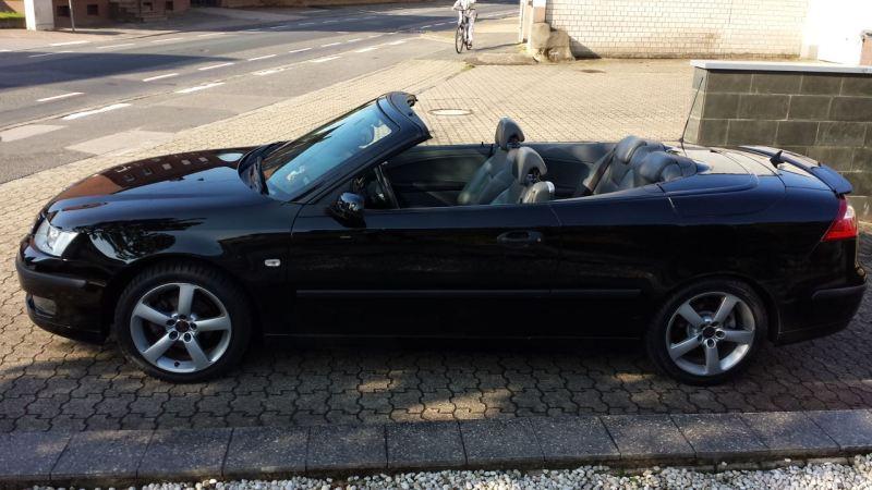 Det här är äntligen min egen Saab, som jag inte kommer att återställa så snart.