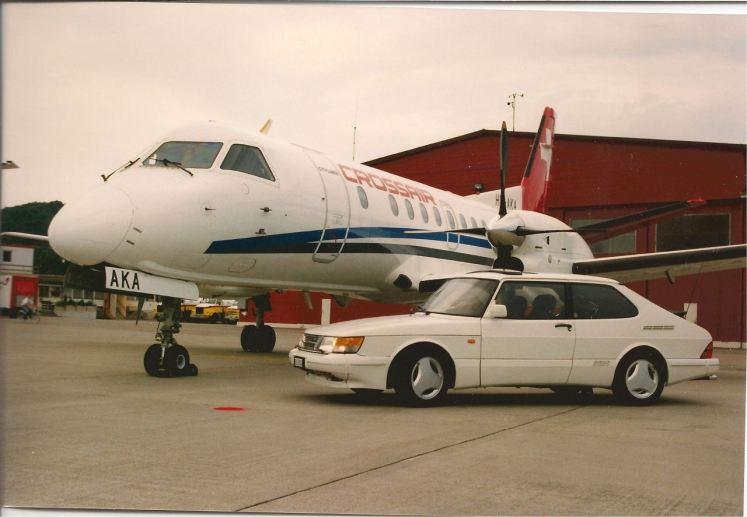 Saab 340B & Saab 900 Aero