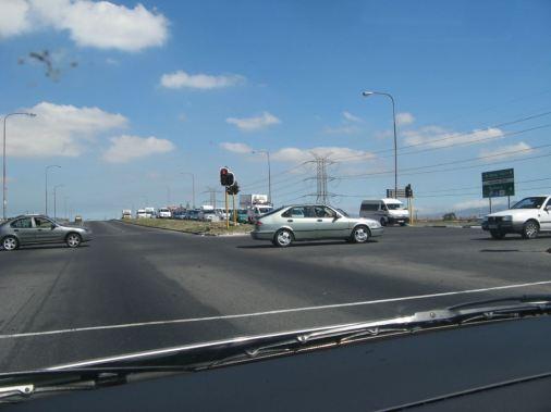 Saab i Sydafrika