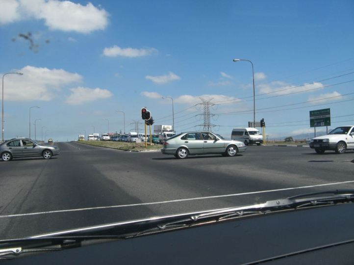 Saab in Südafrika
