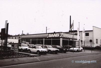 Autohaus Kunert, nuevo comienzo con Saab.