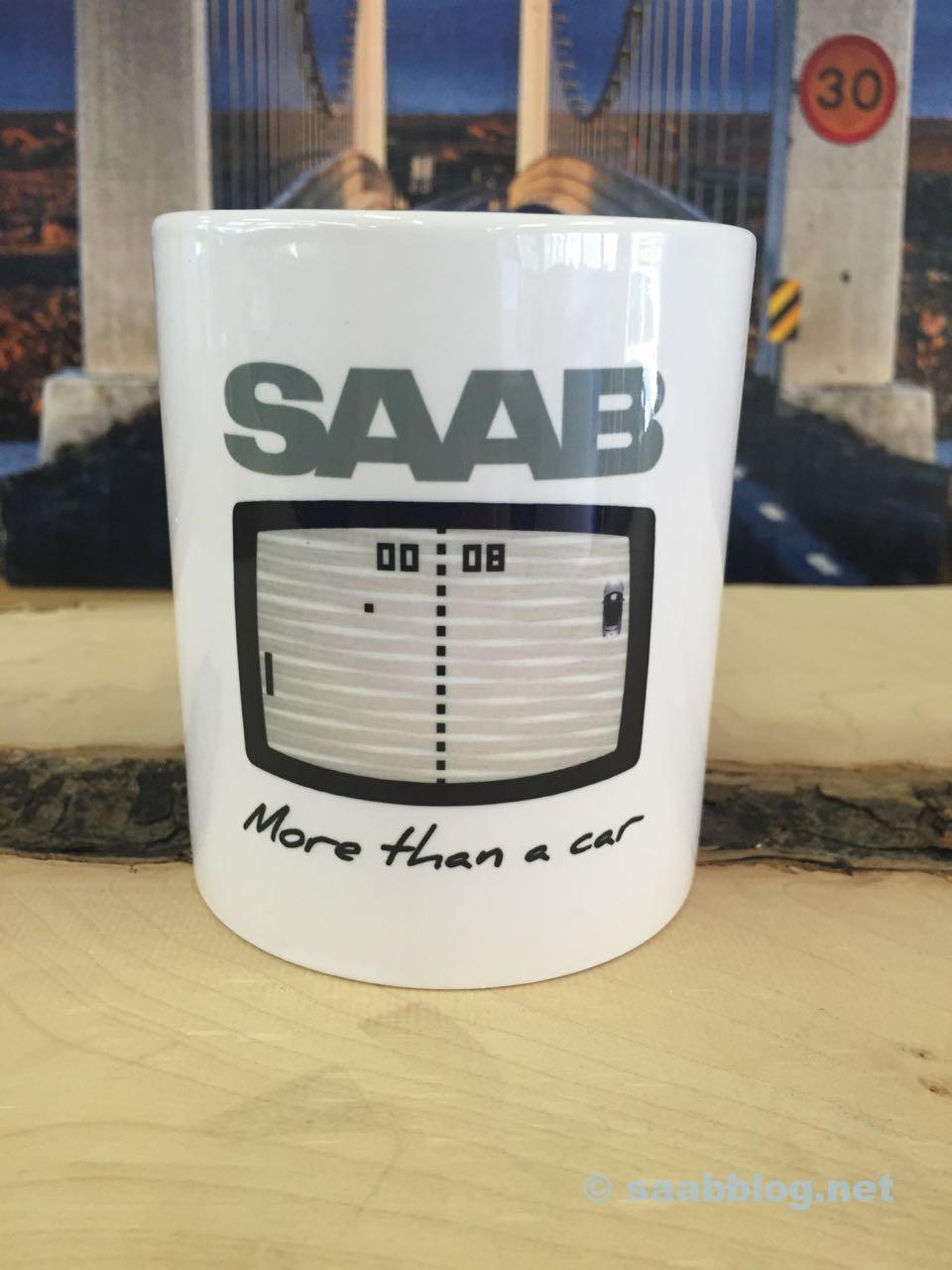 Saab video game