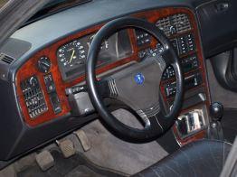 Saab 9000 CC Innenraum