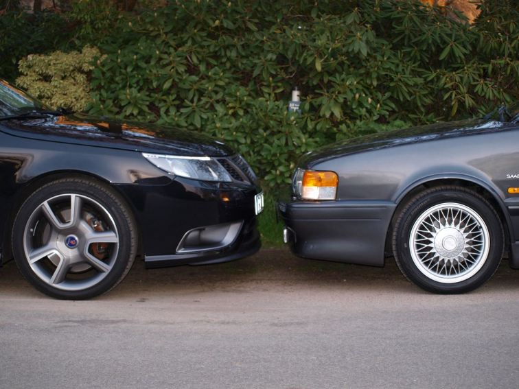 2 x Turbo - 2 x Saab