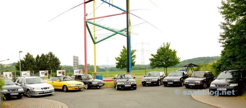 Saab Stammtisch Germania centrale