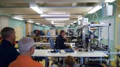 Inside the R&D labs