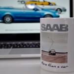 Saab Lesertasse 2015