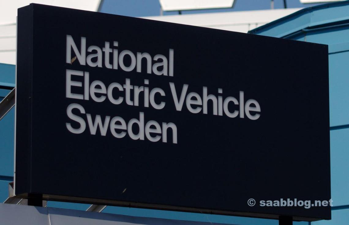 NEVS - National Electric Vehicle Sweden AB