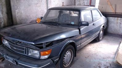 Saab 90. Barn encontrado da Alta Francônia.